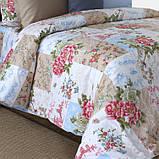 Комплект постельного белья от украинского производителя поплин Хоккайдо, фото 2