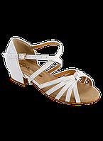 Туфли для бальных танцев с плетением