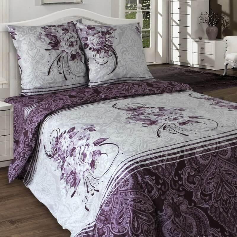 Комплект постельного белья от украинского производителя бязь  Маркиза