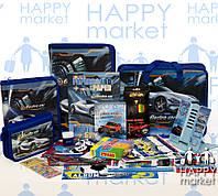 Набор школьный подарок первокласснику Kidis 17 предмета Машина 6-8
