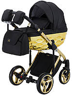 Детская коляска Adamex Chantal Star Polar (Gold) Star 13