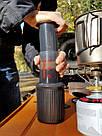 Подарочный набор для баристы Аэропресс Go 2020 + кофе Марагоджип самый крупный кофе в мире 100г, фото 8