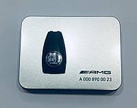 Крышка смарт ключа Mercedes Affalterbach цветная