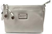 Стильная женская наплечная кожаная сумка M.Jacobs art. 8805-A, фото 1