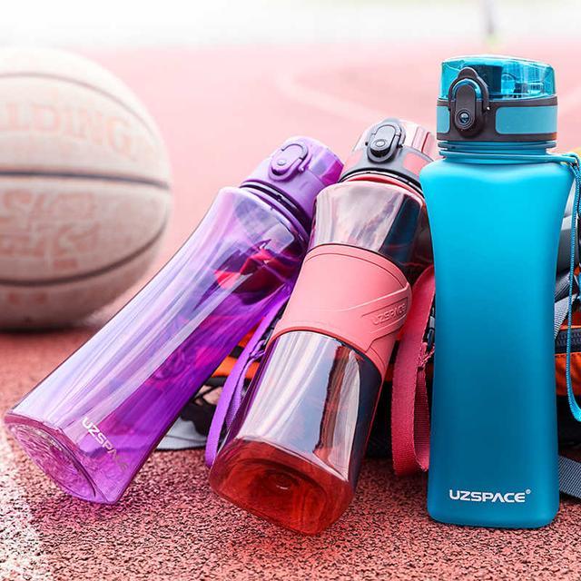 Шейкеры и бутылочки для воды