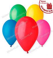 """Воздушные шарики """"Color"""", 100 шт, Италия, размер - 26 см"""