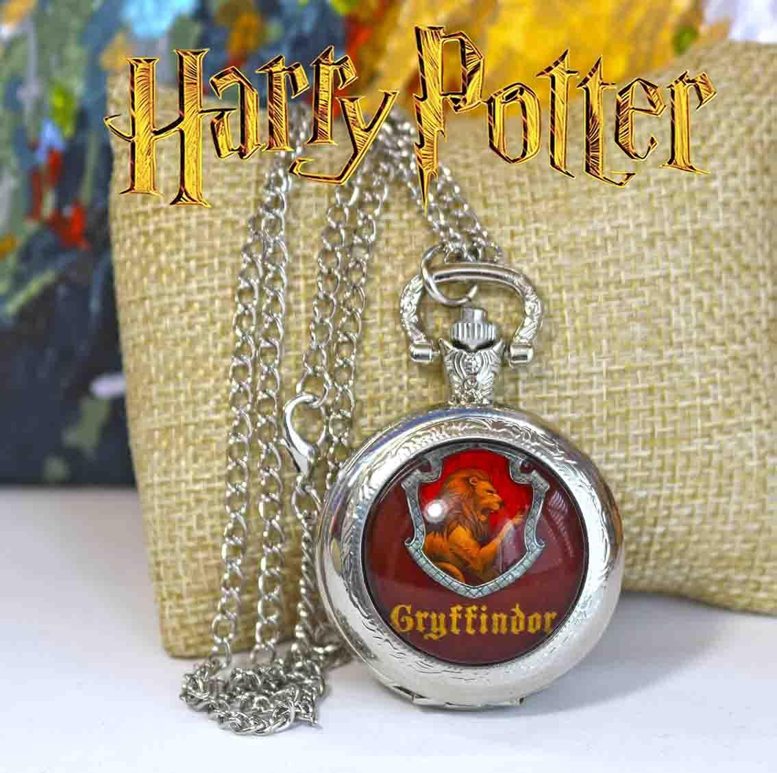 Карманные часы Гарри Поттер Гриффиндор / Gryffindor