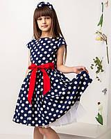 Платье для девочек. ( Полномерные). 122- 134 рост.