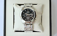 Мужские часы Tissot Couturier Steel AAA наручные механические на стальном браслете с датой и автоподзаводом
