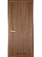 Двери межкомнатные ПВХ Delux Колори Сакура Новый Стиль глухие 60, 70, 80, 90