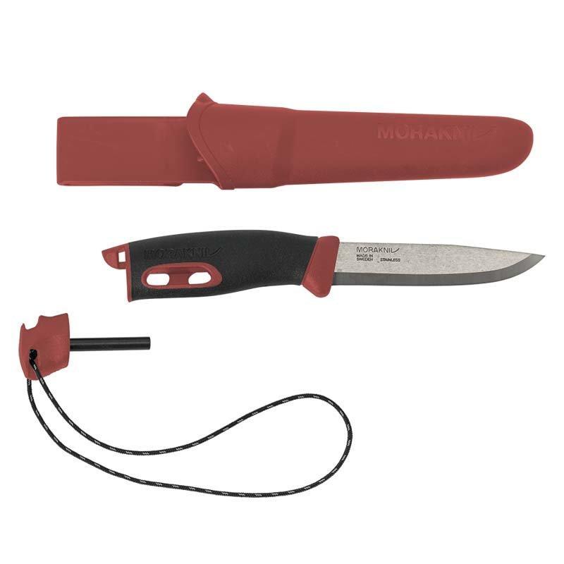 Нож Mora Companion Spark Red (13571)