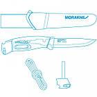 Нож Mora Companion Spark Red (13571), фото 7