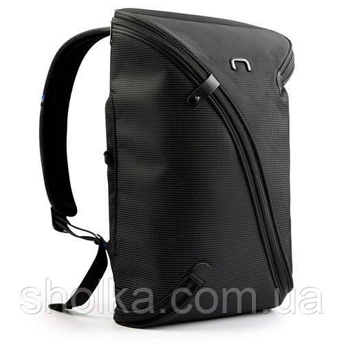 Мужской многофункциональный рюкзак Uno bag черный