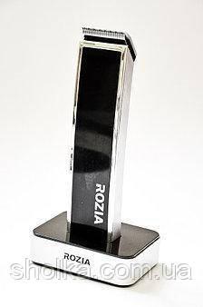 Машинка Триммер Rozia Clipper HQ205 для стрижки бороды и волос