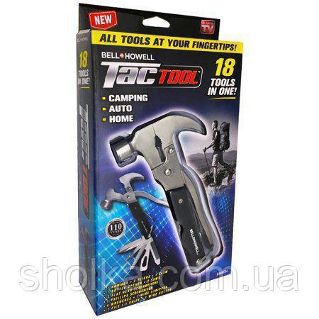 Мультитул Tac Tool 18in 1