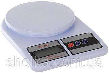 Кухонные весы SF-400  с цифровым дисплеем