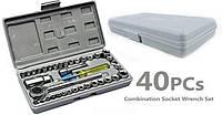 Набор инструментов AIWA 40pcs в чемоданчике
