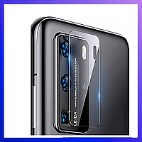 Huawei P40 защитное стекло на камеру \ для камеры