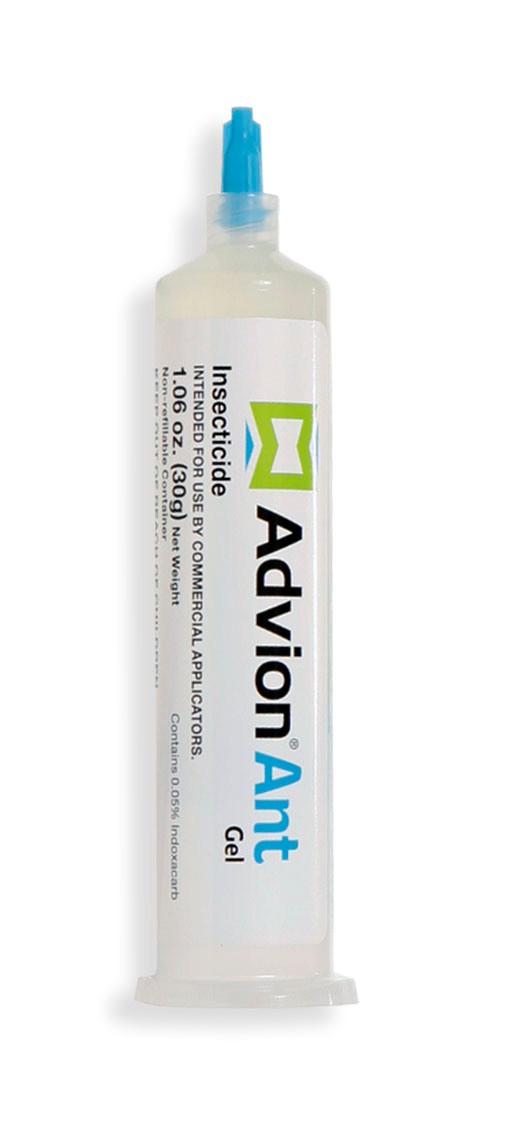 Профессиональное средство от муравьев Advion Ant Gel bait USA
