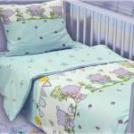 Детское постельное белье от украинского производителя бязь Мишутки