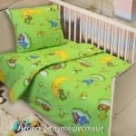 Детское постельное белье от украинского производителя бязь Небесное путешествие