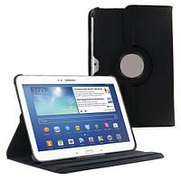 Кожаный чехол-книжка TTX (360 градусов) для Samsung Galaxy Tab 3 10.1 P5200 P5210