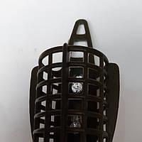 Кормушка фидерная мягкая с дном 30г