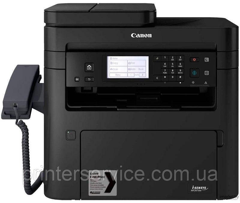 МФУ Canon i-SENSYS MF267DW с Wi-Fi (2925C039)
