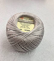 Пряжа Lily 50гр - 225м (4920 Светло-серый) YarnArt