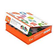 """Детский набор магнитных букв и цифр Viga Toys """"Буквы и цифры"""" (59429), фото 2"""