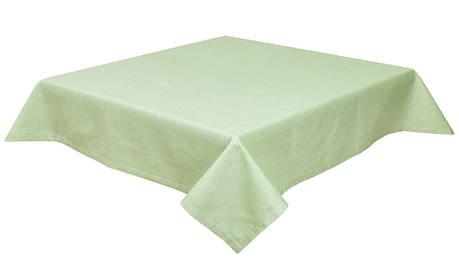 Скатерть LiMaSo 130*180 см хлопковая салатовая арт.PRASEL41-180.130x180, фото 2