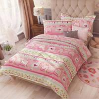 Детское постельное белье от украинского производителя бязь Скворушка