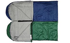 Спальник Terra Incognita Asleep Wide 300 L лівий Синій (TI-02296), фото 2