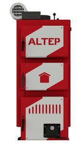 Твердотопливный котел Altep Classic Plus 16 (турбина+автоматика, сталь 5 мм, 3 полки теплообм.)