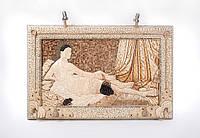Одалиска, резьба по кости купить, изделия из кости, изделия из кости мамонта, резьба по кости,