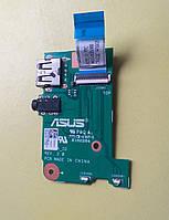Плата звука USB  Asus X553M б.у. оригинал