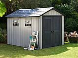 Садовый домик сарай Keter Oakland 7511 Shed, фото 5