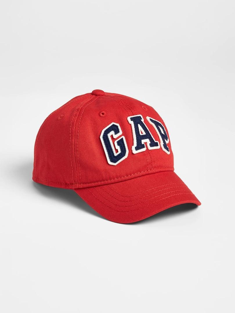 Стильна червона кепка (бейсболка) Геп для хлопчика