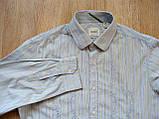 Рубашка с Вышивкой GUESS Длинный рукав Б/У размер М, фото 3