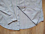 Рубашка с Вышивкой GUESS Длинный рукав Б/У размер М, фото 5
