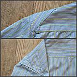 Рубашка с Вышивкой GUESS Длинный рукав Б/У размер М, фото 8