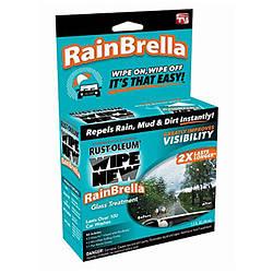 Жидкость Rain Brella для защиты стекла от воды и грязи hubnp20668, КОД: 666902