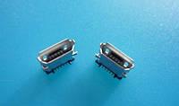 SMT USB Micro коннектор разъем B мама Female 5 pin для замены пайки