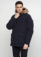 Мужская зимняя куртка BECK HERSEY XL Темно-синяя 6063837-XL, КОД: 1464742