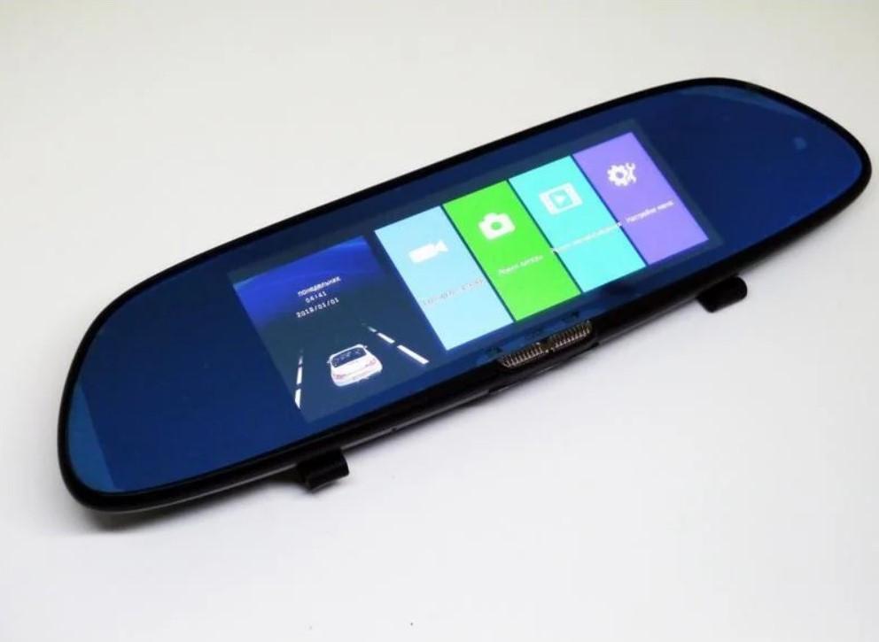 Зеркало регистратор Car DVR H10 1080P + камера заднего вида
