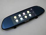 Зеркало регистратор Car DVR H10 1080P + камера заднего вида, фото 2