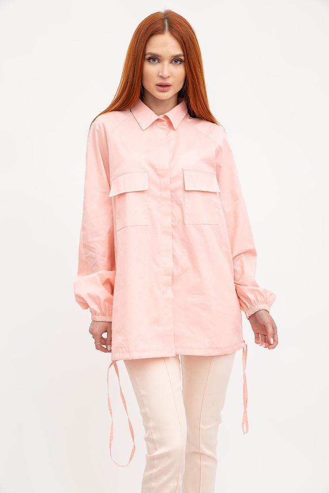 Рубашка женская цвет Персиковый