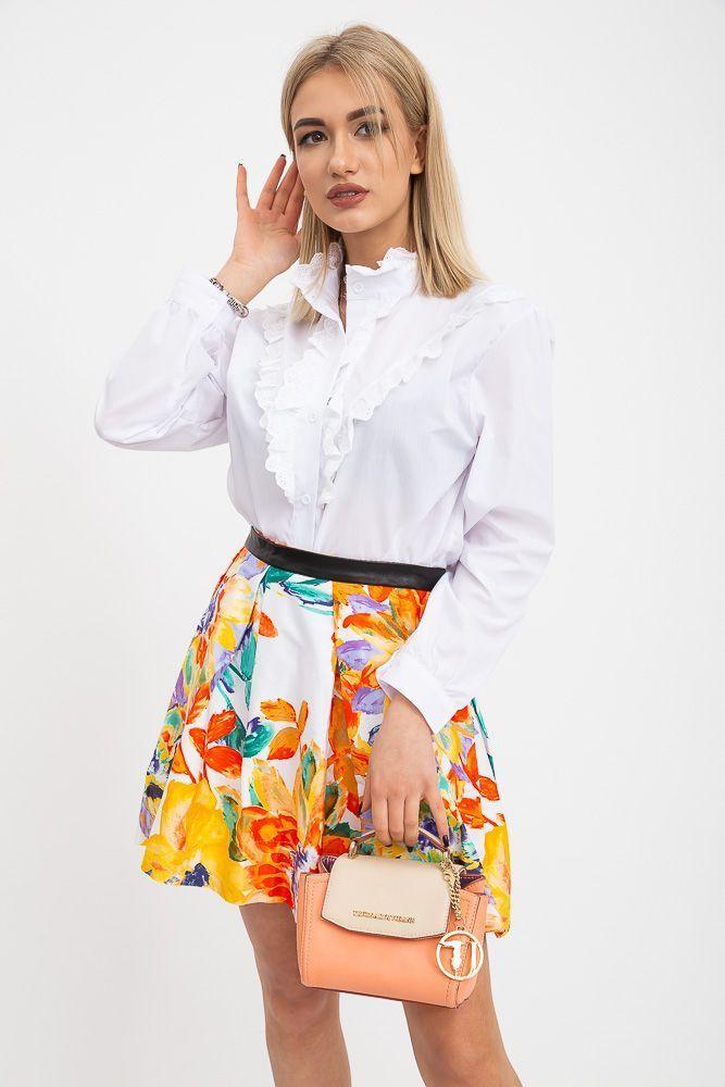 Рубашка женская цвет Белый