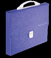 Портфель, BAROCCO, A4, пластик 700 мкм, фото 2