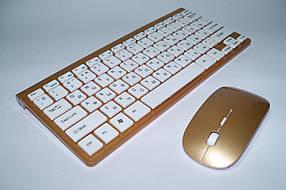 Комплект клавиатура KEYBOARD + мышка wireless 902